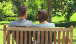 couple-talking-outside